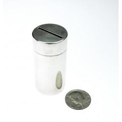 Stříbrná kasička - Tiffany...