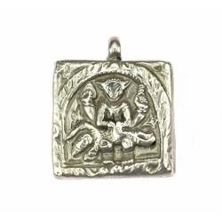 Stříbrný mexický přívěšek