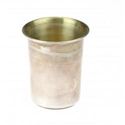 Stříbrný kalíšek