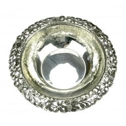 Silver fruit bowl - Art...