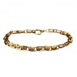 Gold bracelet -...