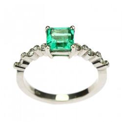 Prsten s kolumbijským...