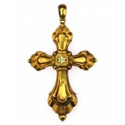 Prodáno - Kříž z dutého...