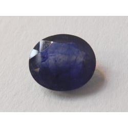 Oval cut sapphire - 11,63 ct