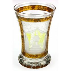 Zednářská sklenice