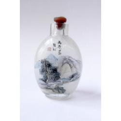 Opiová lahvička - Čína