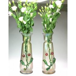 Secesní párové vázy - Wilhelm Kralik