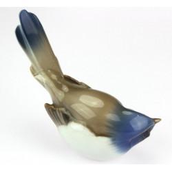 Porcelánový ptáček