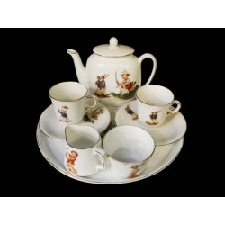 Children tea set