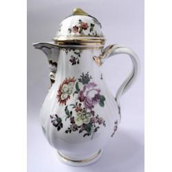 Porcelain teapot - Vienna