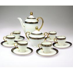 Porcelánový set na kávu