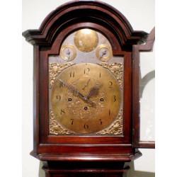 Barokní hodiny, Čechy,...