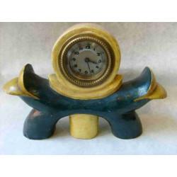 Art Deco stojací hodiny
