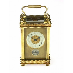French travel alarm clock