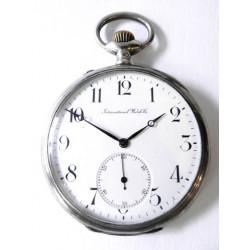 Kapesní stříbrné hodinky...