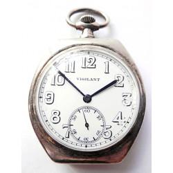 Dvouplášt'ové kapesní hodinky