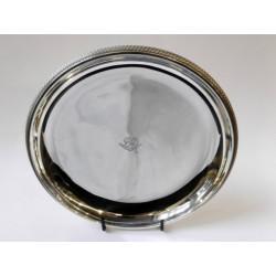 Stříbrný talíř - Tiffany