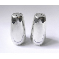 Stříbrná slánka a pepřenka