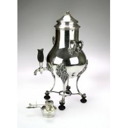 Prodáno - Stříbrný samovar