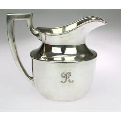 Stříbrný džbán