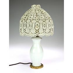 Porcelain table lamp -...