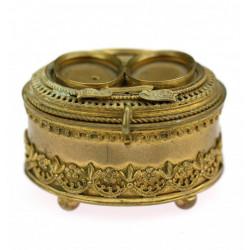 Krabička na svatební prstýnky