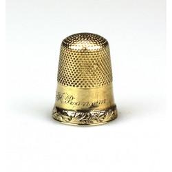 Zlatý náprstek