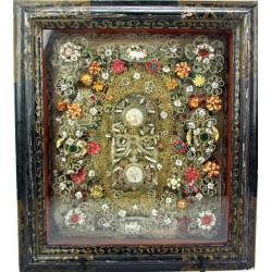 Deskový relikviář -  Svatá...
