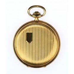 Zlaté kapesní hodinky