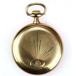 Zlaté kapesní hodinky - Zenith