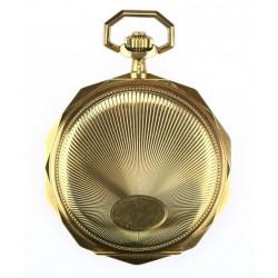 3plášťové zlaté hodinky - Doxa