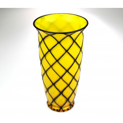 Tango glass vase Loetz - M....