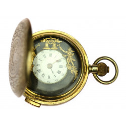Kapesní hodinky - Francie