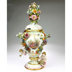 Váza - Míšeň