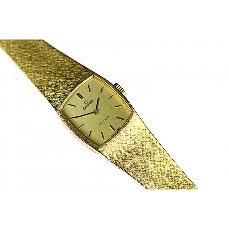 Dámské náramkové hodinky Omega 35e379adbce