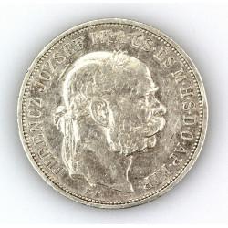 Stříbrná mince - 5 Korona 1907