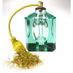 Moser green flacon