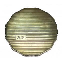 Silver compact