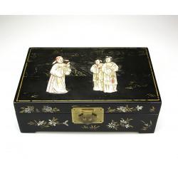 Čínská šperkovnice