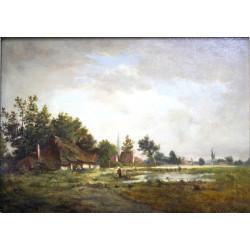 Léon Richet - Krajina s...
