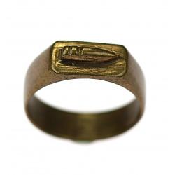 Prsten s nábojnicí