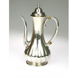 Stříbrná konvice Tiffany
