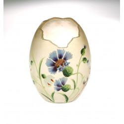 Secesní velikonoční vajíčko
