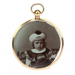 Medailon s portréty