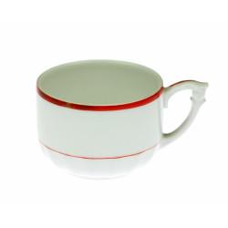 Porcelain mocha cup