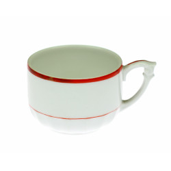 Porcelánový moka šálek