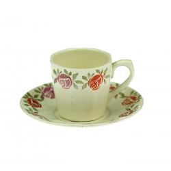 Ceramic mocha cup