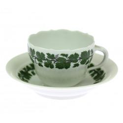 Meissen mocha cup