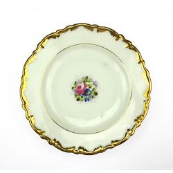 Porcelánový talíř - Březová...