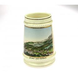 A souvenir mug from Edlach